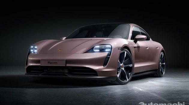 Porsche Taycan 后驱版登陆大马,RM 584,561 起跳!