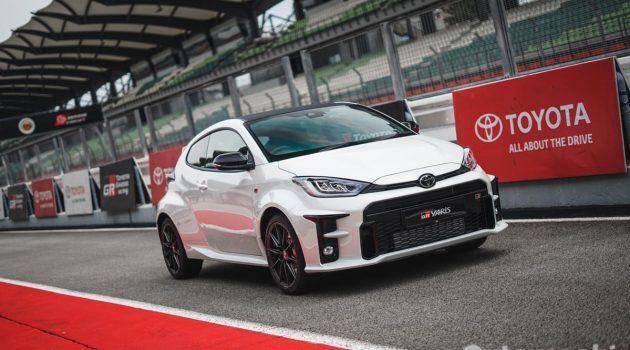 Toyota GR Yaris 税务豁免降 RM 12,104,现只售 RM 286,896!