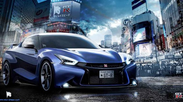 Nissan GTR 升级版车型2022年年末登场