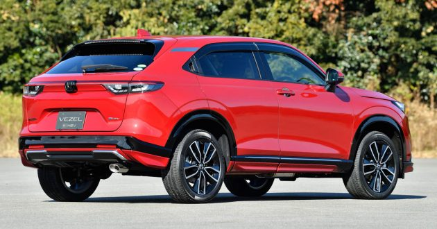 2021 Honda HR-V Body Kit