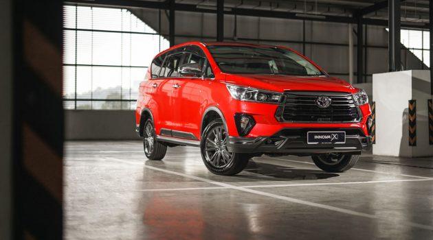 2021 Toyota Innova 登场,预计价 RM 111,622 起跳!