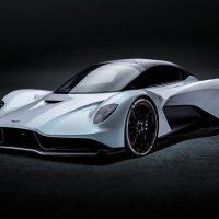 Aston Martin Valhalla 或搭载 AMG 2.0L 四缸 Turbo 引擎!马力超过500PS!