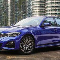 2020 BMW 330e M Sport G20,我国值得入手的豪华德系轿车!