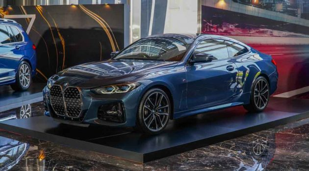 BMW 430i Coupe 大马首演,售价RM 441,680起跳