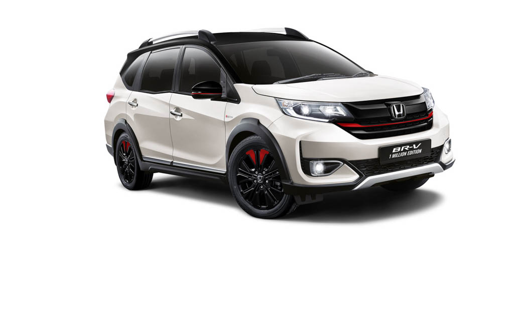 Honda 1 Million Free Gift
