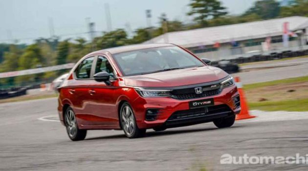 Honda City RS 预告释出,即将公布售价?