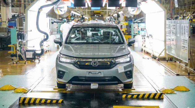 马来西亚汽车工厂系列: Honda 篇