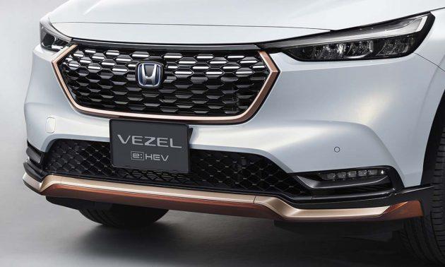 Honda Vezel Type-R 渲染图,你们觉得帅吗?