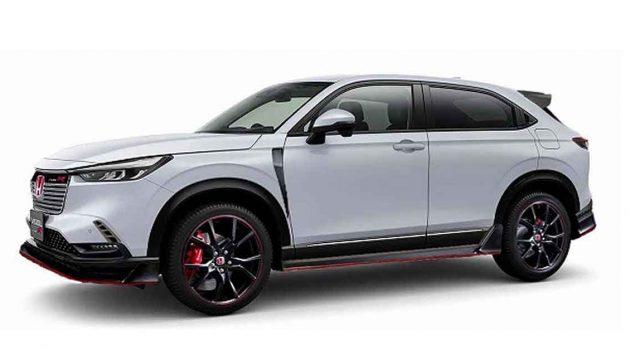 Honda Vezel Type R 渲染图,你们觉得帅吗?