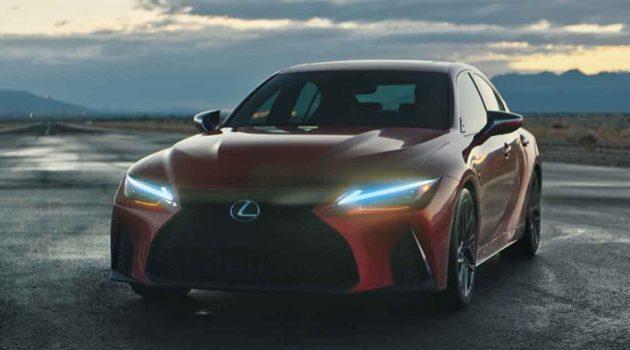 Lexus F Sport Performance 系列发表,重归性能路线!