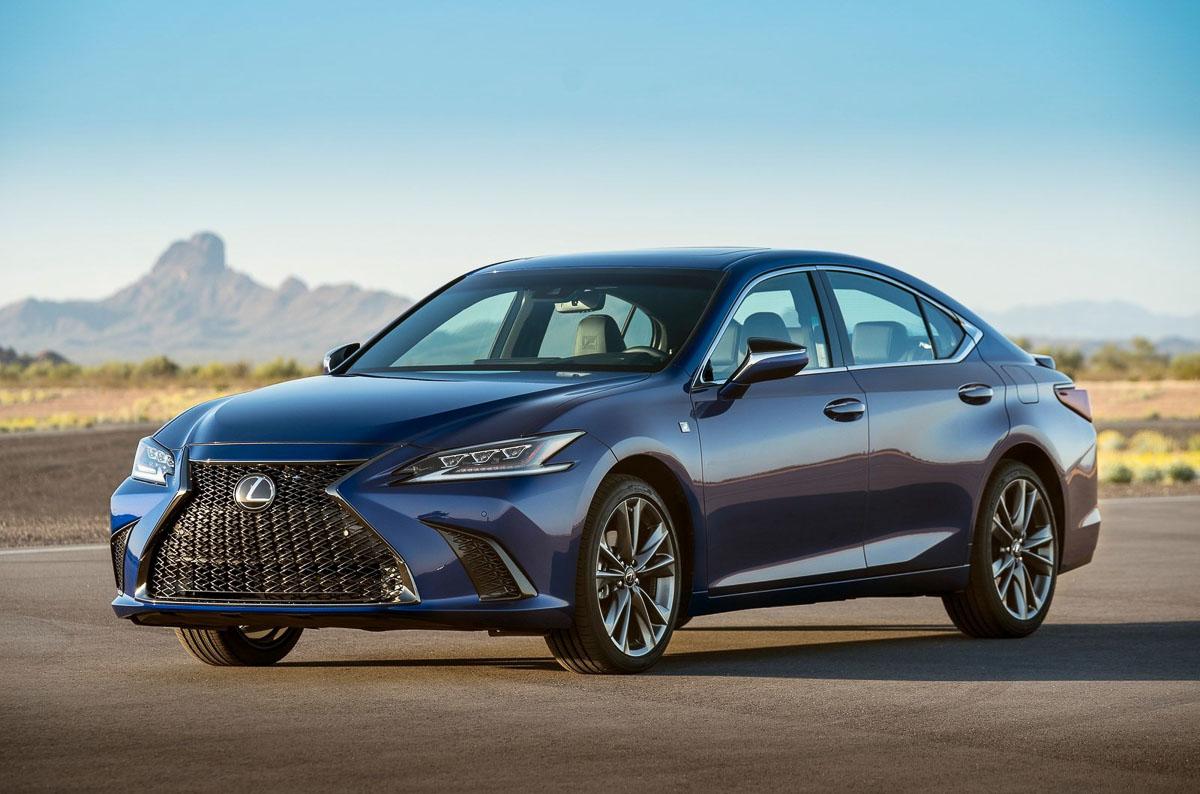 Lexus 获选 JD Power 最可靠汽车品牌!