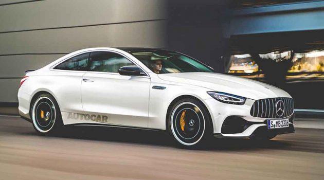 Mercedes-AMG C63 大改款确认采用2.0L涡轮增压引擎