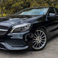 超值二手车: Mercedes-Benz W176 A200 AMG-LIne 小改款仅售RM 130,000