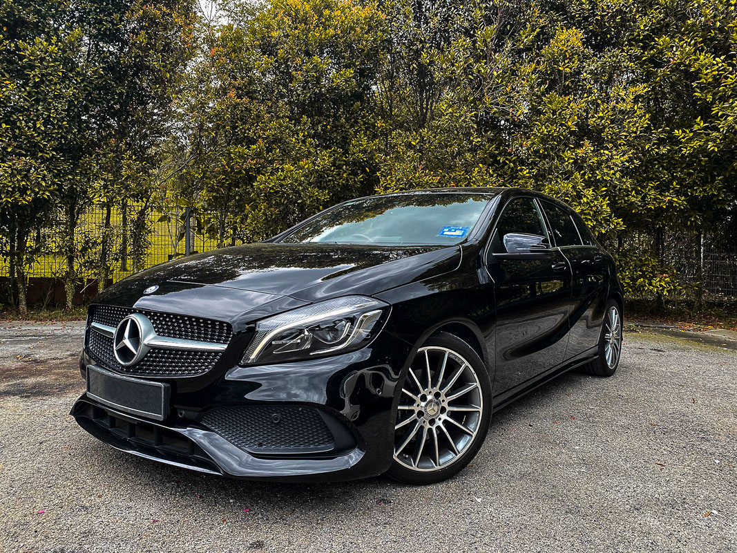 Mercedes-Benz W176 A200 状态完美,仅售RM 130,000