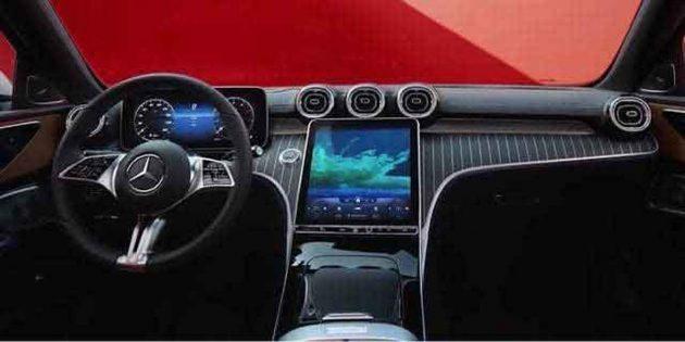 Mercedes-Benz W206 C Class 提前正式曝光!
