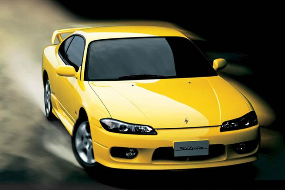 Nissan Silvia