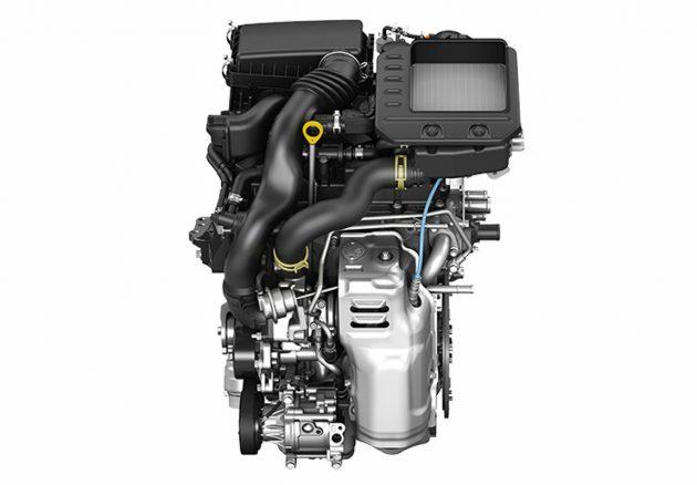 Toyota Raize 动力升级套件可让马力提升至123 PS!