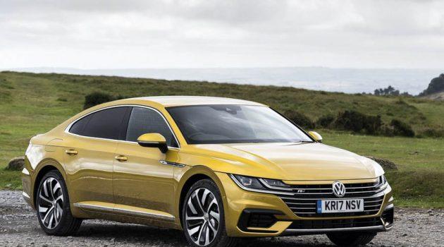 2020 Volkswagen Arteon R-Line 准新车最低只需 RM195,000 就可入手!