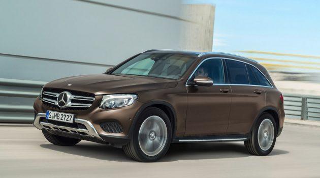 Mercedes-Benz GLC 200 ,不到20万的身份象征!
