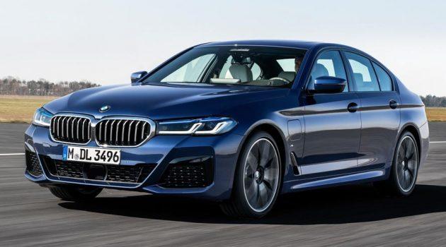 2021 BMW 5 Series 我国预览,配备升级,新增 Xtraboost 技术,预售价 RM343,000 起!