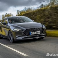 2021 Mazda3 和 CX-30 马力表现获得提升!