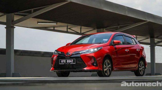 2021 Toyota Yaris 使用一周感想,优缺点分享!