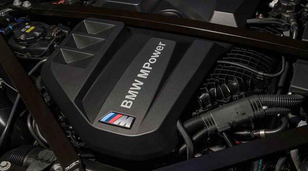 BMW 宣布将会继续研发内燃机引擎