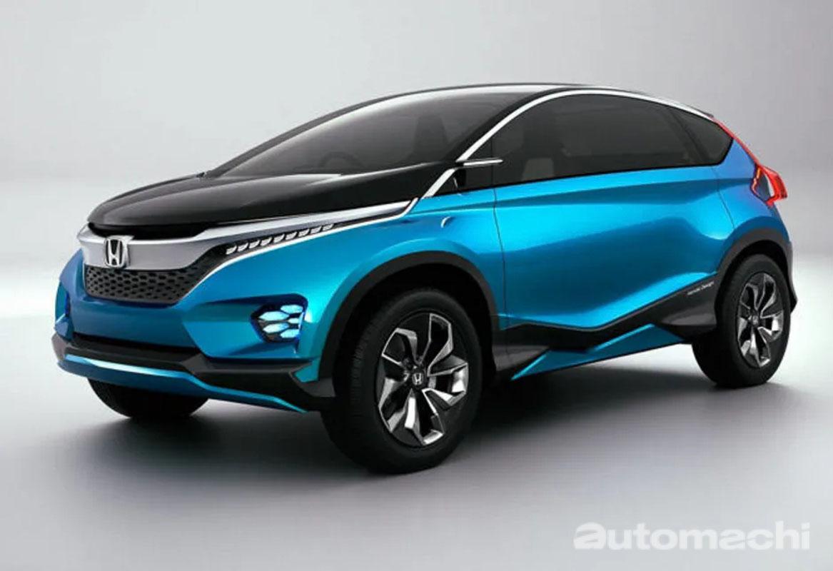 Honda 传闻将开发印度/东南亚专属SUV,定位在 CR-V 之下