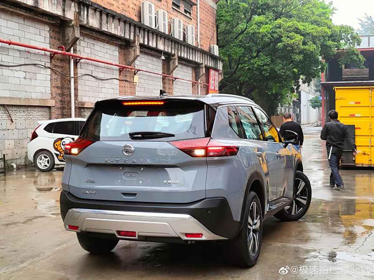 Nissan X-Trail 大改款将使用全新1.5可变压缩比涡轮引擎