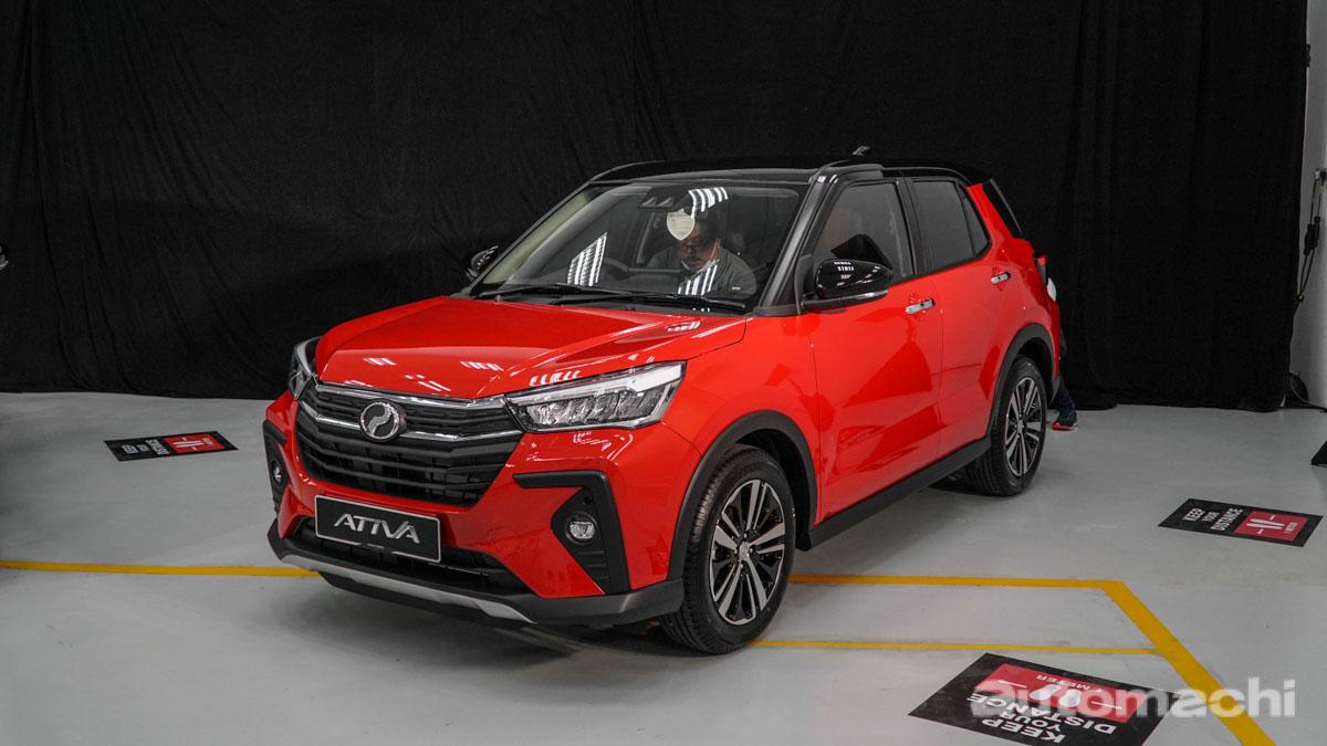 Perodua Ativa 正式发布,售价从RM XXXXX起跳!