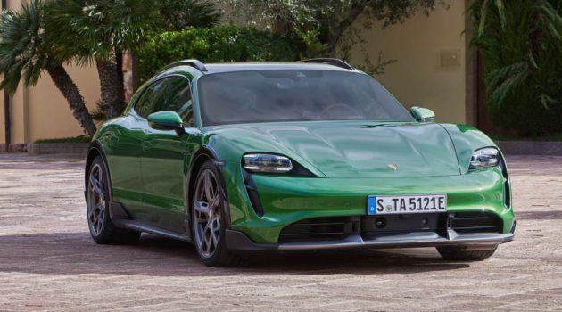 Porsche Taycan Cross Turismo 大马公开预定,2.9秒破百,761PS 的帅气 Wagon!