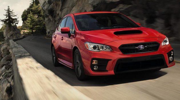 我国超值二手性能车:Subaru WRX!