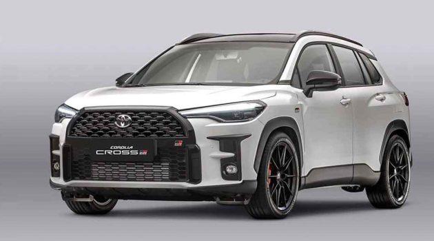 Toyota Corolla Cross GR Sport 版本或年末登场!