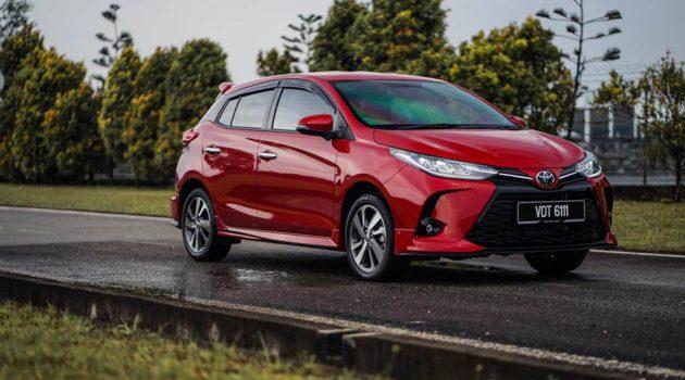 2021 Toyota Yaris ,有什么选择它的理由?