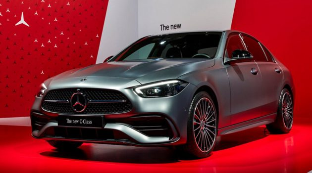 Mercedes-Benz C-Class W206 ,2021年值得期待房车!