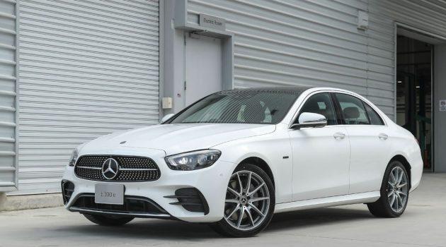 我国值得期待新车: 2021 Mercedes-Benz E-Class !