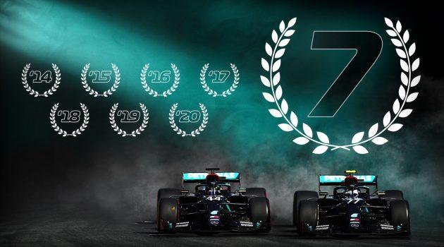 PETRONAS 汽油,Mercedes-AMG F1 车队的幕后英雄!