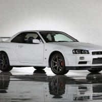 2002 Nissan Skyline GT-R V-SPEC Ⅱ Nür 出售,全球仅300辆!