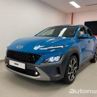 2021 Hyundai Kona 大马发布,两种车型,售价 RM119,888 起跳!