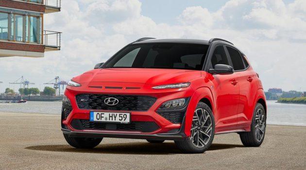 2021 Hyundai Kona 官方预告释出, 确定发布在即!
