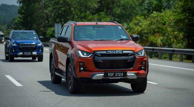 2021 Isuzu D-Max 正式发布,售价从RM 88,599起跳