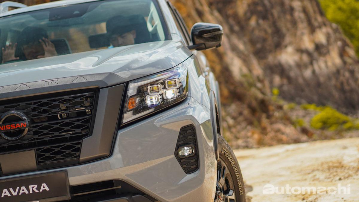 2021 Nissan Navara 正式发布,售价RM 91,900 起跳