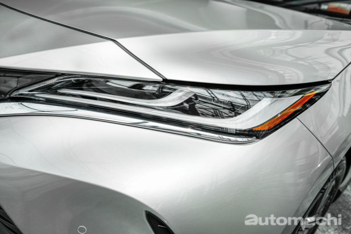图库:2021 Toyota Harrier Luxury ,全新平台和引擎