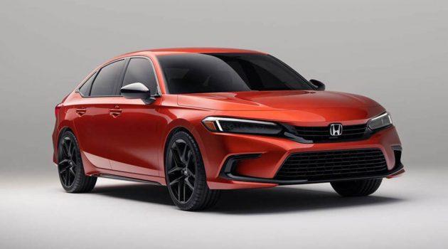 2022 Honda Civic 动力配置曝光,全车系1.5L VTEC Turbo!