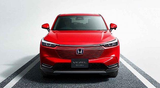 2022 Honda HR-V 即将登场,大马何时发布?