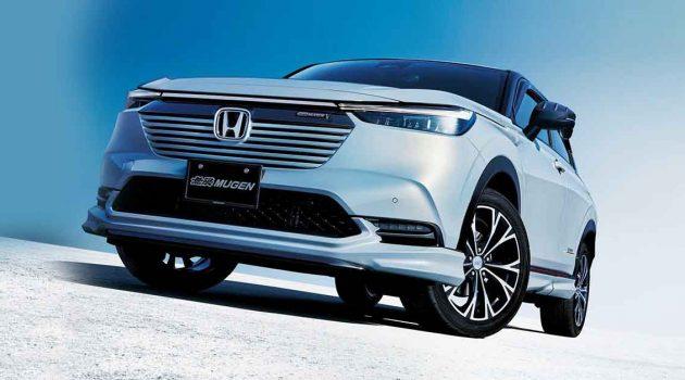 2022 Honda HR-V 欧洲版正式发布,年末正式开售!