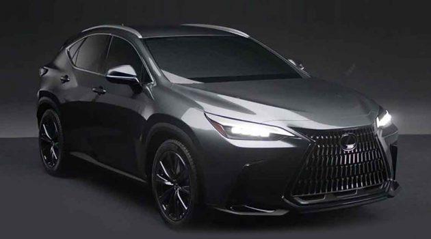 2022 Lexus NX 或首发新一代涡轮引擎