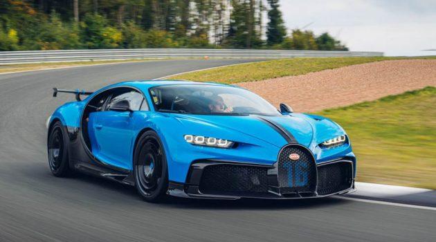 Bugatti Chiron Sport,我国最快的新车!