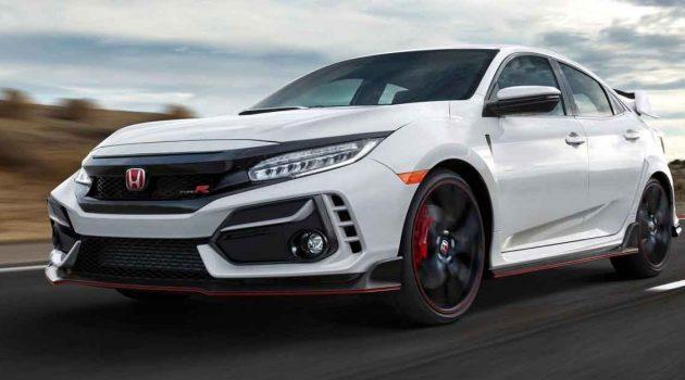 Honda Civic FK8 将在今年7月正式停产