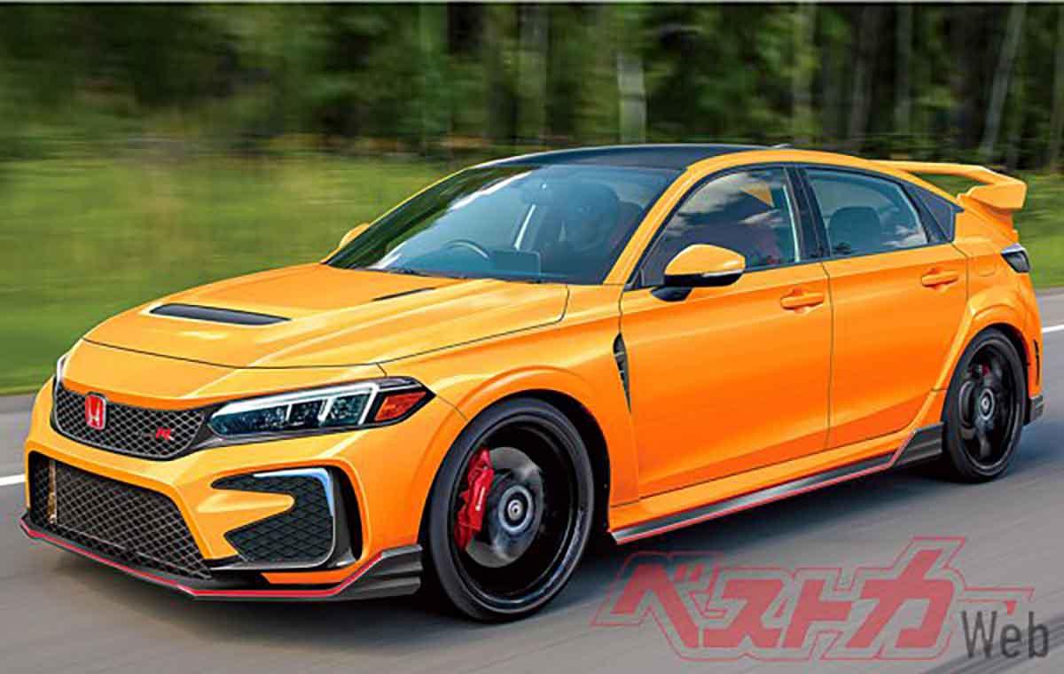 Honda Civic Type R 大改款或支援AWD系统!